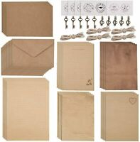 [Stationary Sets Size]: Paper:10.2 x 7.3 in/26 X 18.5cm;Envelopes:8.46 x 4.33in