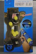 New Black Series Hungry Bear Shooting Target Game