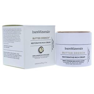 bareMinerals Butter Drench Restorative Rich Cream facial moisturizer  1.7 oz