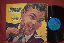 The Mothers Of Invention 'Weasels Ripped My Flesh' Lp