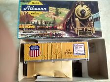 Athearn 2098 Union Pacific UP 40' Boxcar kit  HO 127099 NEW