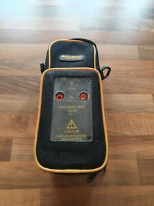 Martindale proving unit  PD440 with TEST LAMP  MTL20 DRUMMOND In Good Condition