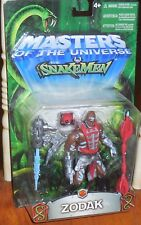 Motu Snakemen ZODAK New 2002 200x Masters Of The Universe He-Man