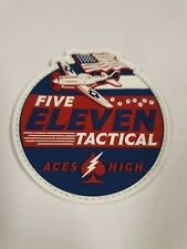5.11 Tactical Patch ACES HIGH