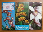 LOT 9210 TIMBRES STAMP CARTES MAXIMUM FLORE MADEIRE MADEIRA PORTUGAL ANNEE 1980