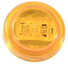 "Grote 47123 SuperNova 2-1/2"" Amber LED Clearance / Marker Lamp"