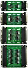 Czh-Labs Combo Package D'sub Db9 Db15 Db25 Db37 Diagnostic Test Breakout Boards.