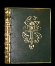 1863 First Edition Bayntun-Riviere Binding - Water-Babies Fairy Tale Illustrated