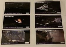 1995 Topps The Empire Strikes Back Widevision - (53 Cards)
