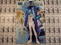 Battlestar Galactica (2006) Dynamite - #4, Tyler Kirkham Negative Variant, NM-