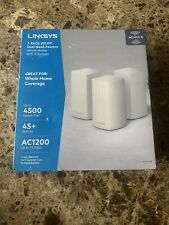 Linksys Velop Dual Band Routers WiFi 5 System 3 Pack