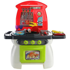 Play Brainy Kitchen Set for Girls & Boys | Mini Toy Kitchen Comes With 26 PCS