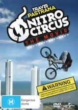 Nitro Circus: The Movie DVD R4 Brand New!