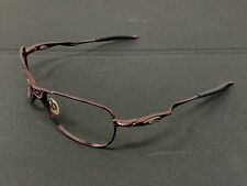 Oakley Crosshair S Berry Wire RARE