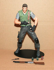 Resident evil Chris Redfield action figure figurine Neca