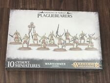 Warhammer 40k Daemons of Nurgle Plaguebearers *New in Box*