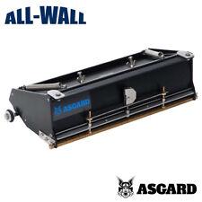 Asgard Drywall Taping Tools 12 Flat Finishing Box Pro Grade 5 Year Warranty