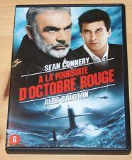 À la poursuite d'octobre rouge - DVD - Sean Connery