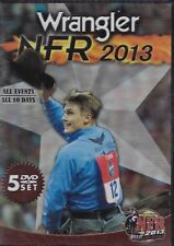 2013 Wrangler National Finals Rodeo – 5-DVD set