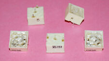 5 PIECES RAFI TACT SWITCH PCB MOUNTING GOLD CONTACT MOMENTARY SQUARE