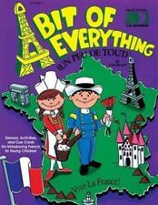 A Bit of Everything French (Un Peu De Tout) (English and French Edition)