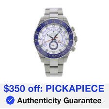 Rolex Yacht-Master II 116680 Acero Inoxidable Reloj Automático para Hombres