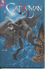 Catwoman # 1 Variant IL NUOVO UNIVERSO DC -/riavvio Erlangen - 2012 - 333 EX