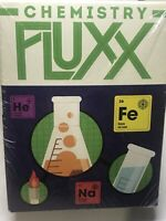 Looney Labs Card Game Chemistry Fluxx Box New Sealed