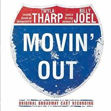 Movin' Out  Based on the Songs and Music of Billy Joel   200 . Disc Only/No Case