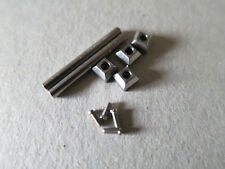 22mm @ 2x Stainless Steel Screws Parts for Cartier Pasha Watch Strap Spring Bars