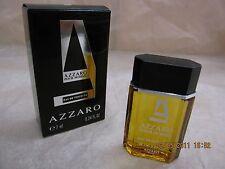 AZZARO POUR HOMME 0.24 FL oz / 7 ML Eau De Toilette Splash Miniature New In Box