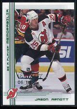 2000-01 BAP Memorabilia NHL All-Star Fantasy Emerald 262 Jason Arnott 6/10