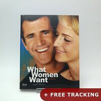 What Women Want .Blu-ray w/ Slipcover