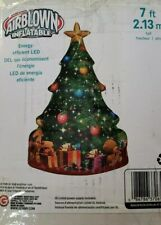 Gemmy 7ft Photorealistic Inflatable Christmas Tree