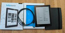 Kobo Aura e-Reader N514, Wi-Fi, 4GB, e-reader with case