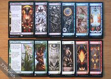 12x Dominaria Saga Cards Lot of 12 *NM+* Magic MTG Song of Freyalise Time of Ice