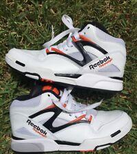 Reebok Pump Omni Lite Hexalite Size 7 Dee Brown Retro Basketball Shoes Excellent
