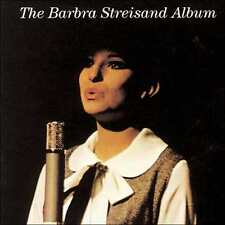 BARBRA STREISAND : BARBRA STREISAND ALBUM (CD) sealed