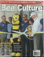 Bee Culture Dec 2016 The Interview Issue Kelley Ribbon Cutting FREE SHIPPING sb