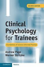 Clinical Psychology for Trainees: Foundations of...(2nd Edition) Page & Stritzke