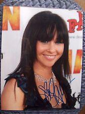 DANIELLE HARRIS Signed Halloween 16x20 Photo Scream Queen Autograph