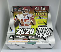 2020 Panini Mosaic Football NFL Mega Box TARGET Exclusive - New Factory Sealed