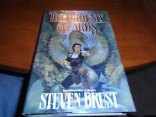 The Phoenix Guards Signed by Steven Brust (1991, Hardcover 1st/1st)
