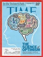 Time Magazine June 6 2011 The Science of Optimism Joplin Tornado Henry Kissinger