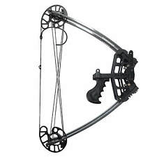 Mandarin Duck Nighthawk 50# Triangle Compound Bow - Right & Left Hand Hunting