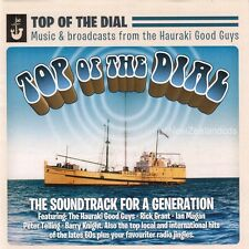 Top of the Dial cd Radio Hauraki 50th Anniversary - New Zealand 1960s
