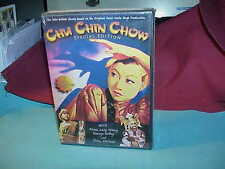 "ANNA MAY WONG IN ""CHU CHIN CHOW"" RARE 3 DISC COLLECTOR SPECIAL EDITION SET, NEW"