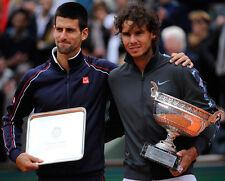 Novak Djokovic e Rafael Nadal senza segno FOTO-E108