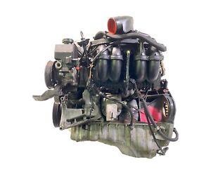 Motor mit Anbauteilen für Mercedes C-Klasse W203 1,8 Kompressor M111 M111.955