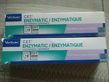 2 Virbac Cet Enzymatic Toothpaste| Eliminates Bad Breath by Removing Plaque